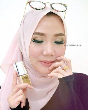 ULTIMA II Wonderwear Stay Last Liquid Makeup merupakan foundation berbentuk liquid yang dapat bertahan hingga 18jam lebih . Foundation ini diclaim dapat memberikan hasil yang alami dan dapat menutup kekurangan dan noda di wajah dengan baik . #Clozette #Clozetteid #beauty #Makeup #UltimaII #Liquid #Foudation #Semi #Matte #Ivory #Ocher #Buff #BeautyUndefeated #FDBlogger #fotdibb #FOTD #MOTD #HOTD #Hijab #Hijabers #Hijabi #Hijabstyle #makeuptalk #instadaily #instamakeup #intaabeuty #dasistersblog