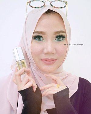 Foundation favorite sepanjang masa dari @ULTIMA_ID | Review lengkapnya cek di blog aku ya.. . #Clozette #Clozetteid #beauty #Makeup #UltimaII #Liquid #Foudation #Semi #Matte #Ivory #Ocher #Buff #BeautyUndefeated #FDBlogger #fotdibb #FOTD #MOTD #HOTD #Hijab #Hijabers #Hijabi #Hijabstyle #makeuptalk #instadaily #instamakeup #intaabeuty #dasistersblog #Longlast #Light