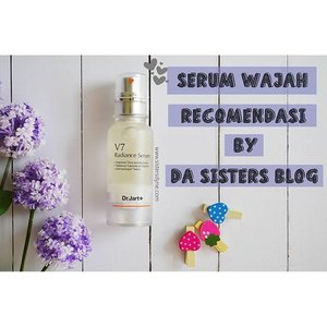 Sudah cek 101 tentang face serum?? Yuk mampir ke post blog terbaru kami, ada pilihan recomendasi product face serum yang patut untuk kamu coba. Seperti serum wajah dari dr.jart #productkorea ini sangat cocok untuk kamu yang menginginkan wajah tampak lebih cera.. *click link on our bio #Clozette #Clozetteid #Beauty #Skincare #Faceserum #Serum #Booster #Lancome #Academyperfectron #drjart #watery #oily #dryskin #radianceserum #genifique #biotech #drop #pump #tempting #review #instaskincre #instabeauty #instagrambeauty #bbloggers #beautybloggerid #fotdibb #indonesiabeuatyblogger #zukreat  #cosmetickorea