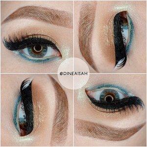 Eye makeup ku ini pakai produk dari @ultima_id , staying power dan pigmentasinya gak ada yang bisa ngalahin deeeeh. Beauty sisters mesti segera coba ✨ . Lengkapnya cek di link bio aku yaaa 💋 atau cek www.sistersdyne.com . #Clozette #Clozetteid #beauty #Makeup #UltimaII #Liquid #Foudation #Semi #Matte #BeautyUndefeated #FDBlogger #fotdibb #FOTD #MOTD #HOTD #Hijab #Hijabers #Hijabi #Hijabstyle #makeuptalk #instadaily #instamakeup #intaabeuty #dasistersblog #Longlast #Light #EOTD #eyemakeup