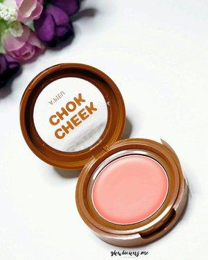 Cream blusher kesayangan😍😍😍 @apieu_cosmetics Creamy Cheek Chok Blusher CR01 . Read more #ontheblog www.Glowlicious.Me . . . #GlowliciousMeREVIEW #ClozetteID #FDBeauty #BeautynesiaMember #JakartaBeautyBlogger #IndonesianBeautyBlogger #BeautyBlog #Bbloggers #Makeupenthusiast  #MakeupFlatlay #SlayTheFlatlay #Cute#makeupobsessed #apieu #kbeauty #flatlay #whiteaddict