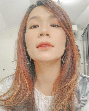 Jangan lupa makan siang, agar stabilitas keamanan kegiatan bisa berjalan lancar #alavickynisasi 😅🙏❤ . . . Ps. Missed my long hair❤ . . . #beautyblogindonesia #jakartabeautyblogger #clozetteid #sociollablogger #altheaangels #fashiondiaries #makeupcommunity #bloggerlife #bloggingcommunity #bodytransformation  #makeupindonesia #tampilcantik #ragamkecantikan #beautynesiaMember #indonesianbeauty  #dagelan #GlowliciousMe