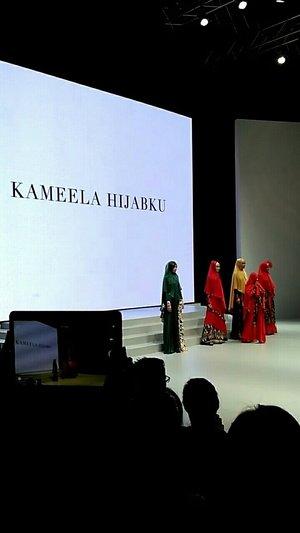 Kameela Hijabku . . . #ClozetteID #SCARFMagz #ifw2017