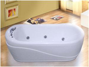 bathtub Avanue  bathtub standing, lengkap dengan mesin whirlpool untuk spa dikamar mandi anda.  harga jakarta