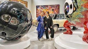 The 'EARTH' without 'ART' is just 'EH' .. 😳....My 2nd visit to @tumurunprivatemuseum 💙 this time I met @sarahmeiliana 😍 wkwkwkw yuklah lamaan dikit kita nongkrong di @alkisah.rasa ya next month 😍....#clozetteid #Lifestyle #fashion #tumurunprivatemuseum #tumurun #artwork #visitsolo #visitsingapore #OOTD #torajamelo #sritex53 #sritexuntukindonesia #SarongIsOurLifestyle #IWearSarong #SofiaDewiTravelDiary #SofiaDewiFashionDiary #VisitMuseum #travelgram #JustTravel
