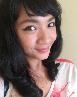 Good Morning to you! I'm so ready to catch up my morning flight to Yogyakarta 💕Have a great weekend, everyone! . . . #morningselfie #sofiadewitraveldiary #selfie #clozette #beauty #clozetteid #motd #potd #casual #lifestyle #weekend