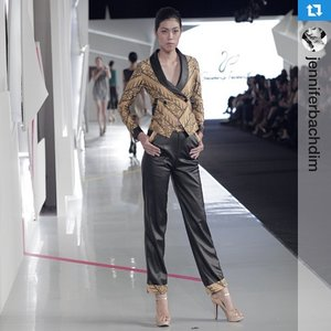 Terima kasih sayang @jenniferbachdim ❤️😘 thanks for coming and for every support you gave 👭 takd good care in Japan 🙏 #Repost @jenniferbachdim with @repostapp.・・・New post is now up on my blog www.jenniferbachdim.com showing the unique new collection of @swanstwenty ! Don't miss it guys, it's a MUST SEE! cc: @sophie_tobelly @megajannaty @clozetteid #ClozetteID #ClozetteAmbassadors #fashion #DayandNightCantikIndonesia @indonesiafashionweek #IndonesiaFashionWeek2015 #indonesianfashiondesigner #IFW #IFW2015 #JenniferBachdim #SwansTwenty #FW #fashionblog #fashionblogger