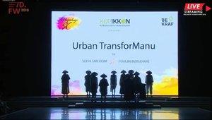 Urban TransforMANU by Live In Manumanu X Komunitas Indigo Ikat Langa....Color tone yang simple .. indigo deep blue see.. white .. mustard 😋...Thank you @kopikkon @bekrafd4 @bekraf.go.id 🙏#clozetteid #lifestyle #fashion #fashionporn #jakartaevent #IndonesiaFashionWeek2018 #kopikkon #liveinmanumanu #bekrafd4 #bekrafgoid @triawanmunaf @rickypesik @boy_berawi @savitri.poppy @indonesiafashionweekofficial