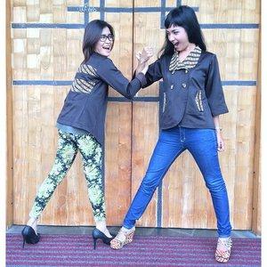 #ootd  Sofia Dewi Outer top by @swanstwenty Jeans by @leecooperindo  Watch by @casioid sheen Shoes by @iwearup  @megajannaty  Inner top and blazer by @swanstwenty  Flowy pants by @nimonina  #clozette #clozetteid #clozettegirl #clozetteambassador #fashion #fashionid #fashionworld #swanstwenty #nimonina #nimoninabyswanstwenty #localid #localbrand #cantikIndonesia #leecooper #leecooperindo #oot #ootdindo #campaignid #ootdcampain #wearitloveit #aboutalook @aboutalook