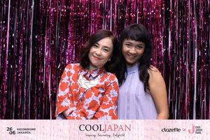 Joining and supporting since the very beginning .. 💙  Enjoying all of the events for years .. 💙 And last night .. Witnessing the @clozetteid X Cool Japan Launch Party 💃 . . . Congratulations, Clozette!! Wishing you all the best! Fly higher!! Together 😍 I'm a proud Ambassador 💙💃 . . . Finally meet Kersie @glammama.sg the co-founder of @clozetteco 🙋 . . . And have a great reunion with my girls 💙 @kaniasafitrii @anitamayaa @japobs @rimasuwarjono @bycellinikamil @annisaramalia . . 😭 Too bad I have no picture with the others babes : @puitika  @vicisienna @steviiewong @yanita.sya @shindyursula and others!! Nice to meet you all again gals!! 😘💙 . . .  Thanks Clozette for having us! Can't for another 2019 surprises!! 🎉 #Clozetteid #lifestyle  #clozettexcooljapan #CIDCoolJapan #Clozetters #ClozetteAmbassador #StarClozetters #MoonShine #latepost