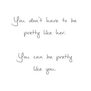 Girls always remember that you are pretty the way you are. Your beauty can be enhanced with makeup and fashion. But do not ever lose your true personality 😘😚 #ILoveYouAll #JeanMilkaQuotes  #quotes #todayquotes #girlsdayout #girlquotes #selfesteem #keepbeautiful #clozetteid