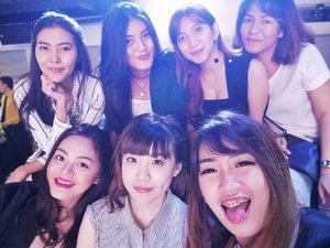 Girls just wanna have fun 🙆🙆🙆 . . . . #beautybloggerindonesia #indonesianbeautyblogger #beauturedemption #instamoments #instadaily #instagood #instagram #clozetteid #pantenestars #eventjakarta