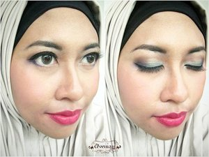 My Make Up Of The Day #MOTD using the new range of @sariayu_mt Color Trend... It's #ColorTrend2016 #InspirasiKrakatau #TrendWarnaKrakatauOn Eyes: Trio Eyeshadow K01 and Eyeshadow KitOn Lips: Duo Lip Color K05 (matte)#Sariayu #Sariayu_MT #makeupfreak #MakeUp #makeupartist #makeupaddict #makeuplover #makeupoftheday #BeautyBlogger #beautybloggerindonesia #BeautyBloggerID #indonesia #indonesiabeautyblogger #IBB #clozetteid #IndonesianBeautyBlogger #blogger #IndonesianBeautyBlogger