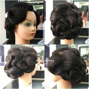 Makeup + hairdo service kindly email: muses.wonderland@yahoo.com  #hairdowisuda #hairstyleID #hairstyle #rambutpesta #rambutprewed #hairstylistjakarta #carihairstylist #carimua #jasaupdo #hairdojakarta #hairdoindonesia #salonjakarta #rambutku #stylerambut #jakarta #indonesia #makeupartisjakarta #muajakarta #carihairstylist #fashionid #photographerid #theresiafeegy #clozetteid #penatarambut #zalonku #allthingshair