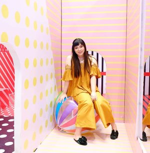 Don't forget to drop by the Labyrinth of Colors at @tunjungan_plaza 6 and join their IG competition, it's free and you can win shopping vouchers or XXI tickets!  #labyrinthofcolors #tunjunganplaza #funtime #colorful #selfiespot  #girl #asian #clozetteid #sbybeautyblogger #beautynesiamember #bloggerceria #blogger #bblogger #beautyblogger #influencer #influencersurabaya #surabaya  #beautyinfluencer #fashion  #fashionblogger #personalstyleblogger  #comfortableinmyownskin #bblogger #bbloggerid #ootd #ootdid #ootdindonesia #surabayablogger #surabayainfluencer