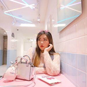 Life is full of ups and downs, sometimes it's hard to see the light at the end of the darkness and all we have left is faith that it's all gonna be okay in the end.  #stylenandapinkhotel #pinkhotel #stylenanda #cafebangkok #bangkokcafe  #bangkok #pinkinthailand  #clozetteid #sbybeautyblogger #beautynesiamember #bloggerceria #influencer #jalanjalan #wanderlust #blogger #indonesianblogger #surabayablogger #travelblogger  #indonesianbeautyblogger #indonesiantravelblogger #girl #surabayainfluencer #travel #trip #pinkjalanjalan #bloggerperempuan  #asian  #thailand #bunniesjalanjalan #pinkinbangkok
