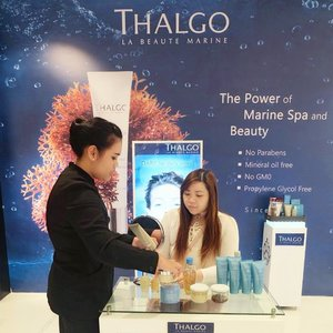 Today i got the chance to learn about @thalgo_indonesia and their products, i also tried out their facial treatment that is super duper relaxing and leaves my skin glowing, feeling super smooth and moisturized.  I will share more about the treatment in my blog soon! (please excuse my pale face 😂, this was taken after the treatment and i was so relaxed i just want to go to sleep)  #thalgo #thalgoindonesia #facial #facialtreatment #skincare #bodycare #clozetteid #clozettedaily #bblogger #bbloggerid #beautynesiamember #sbybeautyblogger #girl #asian #premiumskincare #influencer #beautyinfluencer #indonesianblogger #indonesianbeautyblogger #surabaya #surabayabeautyblogger #sponsored #sogo #sogopakuwonmall #pakuwonmallsurabaya #influencersurabaya #surabayainfluencer #endorsersby #endorsementid