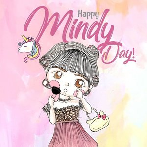 Actually i wanna turn whole October to be Mindy's day!Thank you so much @chelsheaflo for the kawaii illustration 😍😍😍! #illustration #cartoonmindy #pink #kawaii #cute #girlygirl #sugarandspiceandeverythingnice #cutenessoverload #clozetteid #sbybeautyblogger #bloggerceria #beautynesiamember #bloggerindonesia #bloggerid #indonesianblogger #surabayablogger #influencer #surabayainfluencer #influencersurabaya #beautybloggerindonesia #beautybloggerid #surabayabeautyblogger #beautyinfluencer #fashioninfluencer #unicorngirl #unicornlife #unicornlove #birthdaygirl #birthdaypresent