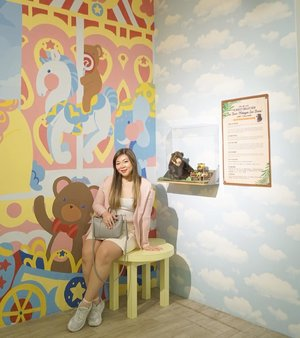 You can't always feel good, you can't always get what you want - when you want, but if it's meant to be it will come to you at the right time.  A little self reminder for the impatient me.  #teddyville #teddyvillemuseumpenang #teddyvillemuseum #pinkinmalaysia #pinkinpenang #clozetteid #sbybeautyblogger #beautynesiamember #bloggerceria #influencer #beautyinfluencer #jalanjalan #wanderlust #blogger #bbloggerid #beautyblogger #indonesianblogger #surabayablogger #travelblogger  #indonesianbeautyblogger #travelblogger #girl  #surabayainfluencer #travel #trip #pinkjalanjalan #pink #kawaii #kawaiiaesthetic #bloggerperempuan