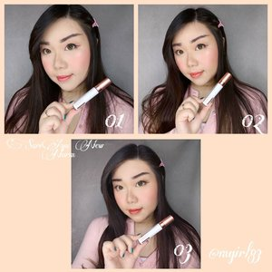 Which one is your fave? Mine is 01! This series is just perfect for all nude lippie lovers for sure!#SariAyu #newnorm #antinempel #tutorialmakeup @beautefemmecommunity #bfcxsariayu #bfcreview #bfc #BeauteFemmeCommunity #reviewwithmindy #lipswatches #lipcream #lipcreamreview #clozetteid