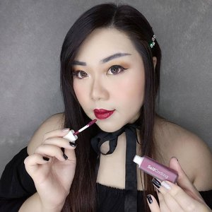 If you want a liquid lipstick with superior pigmentation minus the heavy feeling, I am highly recommending @selfcoding.official Code Crush Matte Liquid Lipstick. It glides on like a dream, coat your lips fully with one swipe, yet feels light and comfortable even when worn for hours. The only thing I am not the happiest about is the scent, usually Korean lippies has the nicest, luxe scents but this one quite a strong paint like smell, it goes away after application though but I think it's totally worth mentioning.  My shade is Sangria, a beautiful wine shade that gives you an instant posh aura without it being too dark or vampy. Also available in 5 other shades that are still in the same warm, Autumn appropriate color family.   Contains some superfood key ingredient (avocado, coconut, jojoba and rosehip) to care for your lips while the long lasting formula ensure your lips to be picture perfect all day long 🙂.  If you're interested in giving them a try, you can purchase it from my Charis Shop (Mgirl83) for a special price or type https://bit.ly/selfcodingMindy83 to directly go to the product's page  #selfcoding #lipstick #CodeCrushMatteLiquidLipstick#CHARIS #hicharis #charisceleb  #reviewwithMindy #beautefemmecommunity #kbeauty #koreanmakeup #koreanbeauty #koreanmakeupreview #koreancosmetics #kcosmetics #clozetteid #sbybeautyblogger #beautynesiamember #bloggerceria #bloggerperempuan #bbloggerid #jakartabeautyblogger #review #influencer  #SURABAYABEAUTYBLOGGER #endorsement #endorsementid  #girl #openendorsement #socobeautynetwork #startwithSBN
