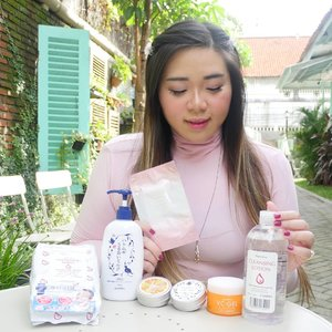 Happy Sunday guys, hope you're having a good weekend!  I have a new blog post dedicated to @suikabeauty products, Alovivi and Purevivi and you check it out here : http://bit.ly/suikabeauty . Pssst, let me give you a hint : Purevivi Cleansing Sheet is now my favorite cleansing sheet, ever!  Go follow @suika_official_sby @beauty_care_solution for more info and even if you are interested to be a reseller.  Also for Surabaya area, Purevivi and Alovivi are available at Ranch Market Surabaya and Malang; Salon Sinlan; House of Jhony; Salon Lexxany; Hokky Darmo Harapan; Hokky Graha Family; Fransisca Sulam Alis; Papaya Pakuwon City 😉. As usual, special thank you to @sbybeautyblogger 😍 .  #sbbXSuika #sbybeautyblogger #sbbreview #japanesebeauty #japaneseskincare #japanesecleanser #japanesebrand #skincare #bodycare #facialcleanser #review #endorsement #endorsersby #openendorsement  #clozetteid  #sbybeautyblogger #bloggerindonesia #bloggerceria #beautynesiamember #influencer #beautyinfluencer #surabayablogger #SurabayaBeautyBlogger #bbloggerid #beautybloggerid #bloggerperempuan