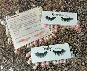 Thank you @biellelash 😘😘😘 can't photograph the Hersey's kisses coz hubby already snatched an finished them 😑😑😑. I will be sharing my looks wearing them soon!  #falsies #falseeyelashes #eyelashes #afforabledfalsies #affordablefalselashes #biellelash #localbrand #localproduct #supportlocalbrand #supportlocalproduct #clozetteid #clozettedaily #endorse #sponsored #blogger #bblogger #bbloggerid #indonesianblogger #indonesianbeautyblogger #surabaya #surabayablogger #surabayabeautyblogger #sbybeautyblogger #allabouteyes #allaboutbeauty #allaboutmakeup #eyelash #beautyaddict #indonesianbrand