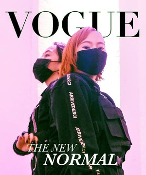 The New Normal - photo taken 1 year ago #voguechallenge . . #radenayublog #thenewnormal #newnormal #clozetteid #voguecover #techwearoutfit #techwearIndonesia #techwearfashion #redhair #shorthair #fashionblogger #fashionphotography #techwearstyle