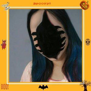 """Wearing Human Skin"" makeup inspired by @kyo_official 👻👻👻 Pertama Kali coba face painting cuma pake @viva.cosmetics pidih, merahnya lip matte @lagirlcosmetics sama eyeshadow black & brown @juviasplace 👻 Swipe untuk liat Halloween look @beautyranger.id x @kilabeautybyrf 👻 @lushinta_ @elsaliora @nelly_uty @radenayublog @tamioktari @Picme07 @noviawids @dwinov89 @gadishayu @selvinamakeup_ @viey_septiyan @Zahrarimbayu @Intaniaptrm @ria_ariefiana @elysetyowati_ @byageha @lelyyrahmaa_ @linglingnrg @Jona_pottger @Fadilafebb @Iragunawan04 @ikadevita @ernitagst @cherly_mae @wiluwae @Rositagitaaa @Filiadev @mala.a22 @nab.nn_ @winnie_angeline @revanisanabella @inii.nadia_ . . #Beautyranger #BeautyRangerCollab #RangerHalloween #BRXKILABEAUTYBYRF #halloween #makeuphalloween #spooky #direngrey #ningenwokaburu #wearinghumanskin #kyodirengrey #horror #halloweeninspo #makeupinspo #makeupindo #beautybloggerindonesia #beautyblogger #facepaint #clozetteid"