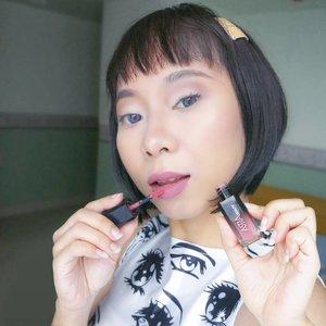 Rambut baru + new blog post di #linkinbio 💋💄review @arra_beauty Lip matte yg gak bikin bibir kering karena mengandung Vitamin E,  petrolatum, shea butter, lanolin, and almond oil ❤️ @clozetteid..#Clozetteid #ARRABeauty #ARRABeautyID #IamARRA #Clozetteidreview  #AntiAgingLipMatte #ARRAAntiAgingLipMatte #HealthyLip #LoveLip #PoiseandPowerful #LipMatte #ragamkecantikan #inspirasicantikmu #radenayublog
