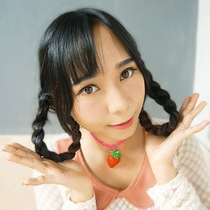 Ohayou 🌞 check out my latest hair tutorial post 🌹 http://bit.ly/KawaiiHair 🌹 #hairstyle #braidedhair #clozetteid #kawaiihair