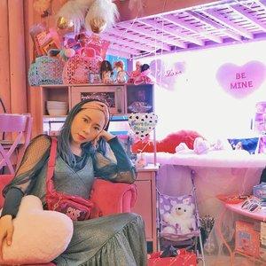 Pojok kawaii 😍 terlalu ucul untuk dilewatkan 😎..#harajuku #kawaii #tokyo #japan #jepang #radenayublog #japantrip #jepangtrip #igtokyo #instatokyo #instajapan #ootd #potd #tokyofashion #kawaiifashion #pastel #pink #clozetteid