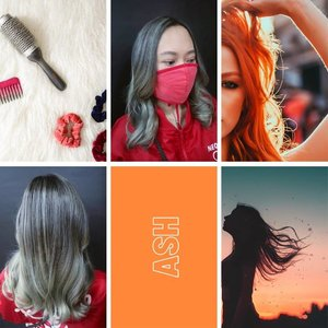 Last weekend akhirnya ganti warna rambut setelah berbulan2 gak ke salon gara2 PSBB 👀Kemarin ke @haircodesalon Kemang sama stylist @noeari_eferyana ❤️Prosesnya 4 jam dan hasilnya super happy, suka bgt!!..#radenayublog #hairsalon #haircolour #hairgoals #balayagehair #balayagehighlights #haircodekemang #ClozetteID