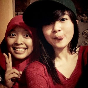 #ClozetteID #Selfie #Friends #Red #Portrait #SelfPortrait #Faces #Eyes #Portraiture #selfshot