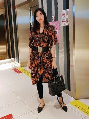 batik dress. http://www.stephaniesjan.com/2021/01/late-post.html