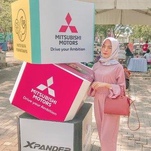 Happy banget deh bisa hadir ke Xpander Pinter Bener Family Festival (XPBFF) yang ada di Summarecon Mall Bekasi (29-30 Juni 2019). Acaranya seru banget! Banyak games menarik yang bisa diikuti dan kalian juga bisa berkesempatan dapat hadiah ✨ Fyi, XPBFF juga akan hadir di kota2 besar lainnya loh. Yuk follow @mitsubishimotorsid untuk info lebih lanjut 😉#PilihXpanderPinterBener #XpanderPBFF #PBFFBekasi @mitsubishimotorsid