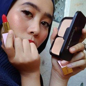 Apa liat-liat???!??? #clozetteID #makeuplook #redlipstick #localbrand
