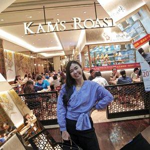Yesterday, had a great dinner at @kamsroast.id ❤ ___ Makanannya enak semua gengs! Bener2 Highly recommend 👍  #KamsRoast #eatandtreats #jakartaculinary #fooddiary #foodie #foodlove #foodart #foodiegram #wwfooddiary #dairyfood #foodloversita #mavenfulindonesia #hongkongmichelinstarrestaurant #hongkongmichelinguide #mavenfulgirl #shoxsquad #clozetteid
