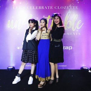 Throwback to @clozetteid #un4gettable . . . #clozetteid #lifestyle #clozetteun4gettable