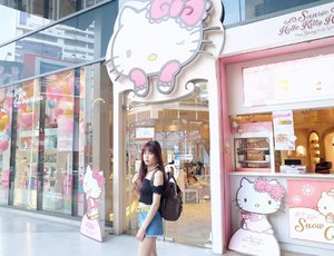One of my favorite character , hello kitty 👋.....#clozette #clozetteid #starclozetter #beautynesiamember