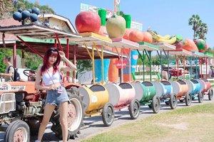 Choo choo choo 🚂 . . . . . . . #potd #tbt #travel #traveldiaries #clozetteid #clozette