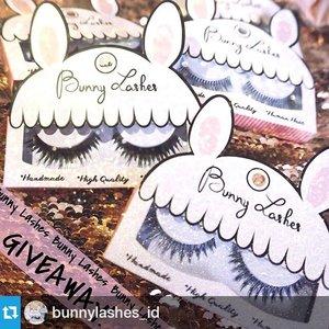 *fingercrossed* @bunnylashes_id  #BunnyLashesGIVEAWAY #giveawaycontest #giveawayindo #giveawayindonesia #clozetteID #localbrand #localbrandindonesia #localbrandID