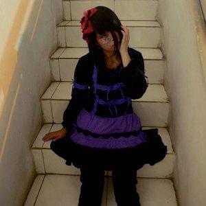 My sweet broken doll #happyhalloween #cotw #clozetteid #clozettehalloween