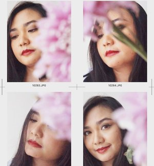 Playing with Chrysanthemum😘 When other flowers are blooming at summer Chrysanthemum blooming at falls.  It may not be as popular as Roses or Lily but this one is simbol of Love..Why Love? because it hangs on  even when other flowers let go❤️ . . #selfportrait #ceritaperjalananicha #selfphotoshoot #motd #clozetteid #chrysanthemum
