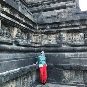 Tempat Bandung Bondowoso berusaha memenuhi persyaratan Roro Jonggrang. #JogjaTrip #clozetteID