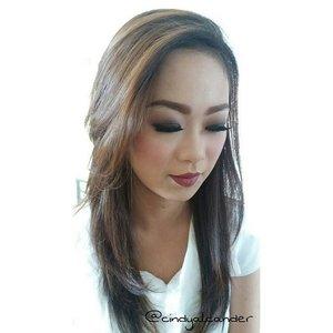 Today my focus is on her Right Eye 😁😀😊☺😄 Thankyou Apple @pipiapel 😘😍 ------------------ 💌 alca.alca.belle@gmail.com ✏ alcaalcabelle.blogspot.com 💻 https://www.youtube.com/c/CindyAlcander1789 ------------------ #makeup #makeupoftheday #motd #makeupenthusiast #makeupaddict #makeupjunkie #makeuplover #makeupporn #instamakeup #mua #makeupartist #undiscovered_muas #wakeupandmakeup #hudabeauty #vegasnay #instadaily #photooftheday #potd #faceoftheday #makeuplook #beautyblogger #beautyvlogger #starclozzeter #beautybloggerindonesia #indobeautygram #clozetteID #alca_girl #alcaalcabelle.blogspot.com