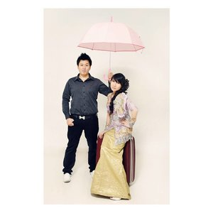 Happy Kartini Day... (1)❤ kebaya modern with songket ❤❤ #clozetteID #kartiniday #kebayamodern #songket