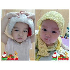 My Baby #RyuOzoraHalim #GwenOzoraHalim .mirip tidaks? 😍❤.#clozetteID