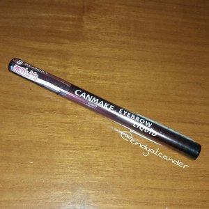 Hihihi new makeup for my lovely eyebrow 😂😂😂 @canmake_official @canmaketokyo #japanesemakeup #canmake ------------------ 💌 alca.alca.belle@gmail.com ✏ alcaalcabelle.blogspot.com 💻 https://www.youtube.com/c/CindyAlcander1789 ------------------ #clozette #makeupoftheday #makeupenthusiast  #makeupporn #makeupartist  #selftaughtmua #beautyblogger #beautyvlogger #starclozetter #beautybloggerindonesia #clozetteID #alca_girl #alcaalcabelle.blogspot.com #오늘 #인스타그램 #스타그램 #셀카스타그램 #셀피스타그램 #셀카 #셀피 #뷰티 #뷰티스타그램 #뷰티블로거 #블로거 #2016년