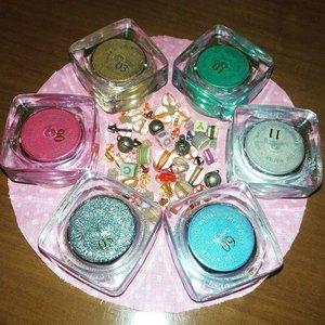 Aha Aha New Toys 😆😆😆 eye glitter 💟💟💟 i'm a happy wife because my husband always gives me lovely new toys .... #eyeglitter ------------------ 💌 alca.alca.belle@gmail.com ✏ alcaalcabelle.blogspot.com 💻 https://www.youtube.com/c/CindyAlcander1789 ------------------ #makeup #makeupoftheday #motd #makeupenthusiast #makeupaddict #makeupjunkie #makeuplover #makeupporn #instamakeup #mua #makeupartist #undiscovered_muas #wakeupandmakeup #hudabeauty #vegasnay #instadaily #photooftheday #potd #faceoftheday #makeuplook #beautyblogger #beautyvlogger #starclozzeter #beautybloggerindonesia #indobeautygram #clozetteID #alca_girl #alcaalcabelle.blogspot.com